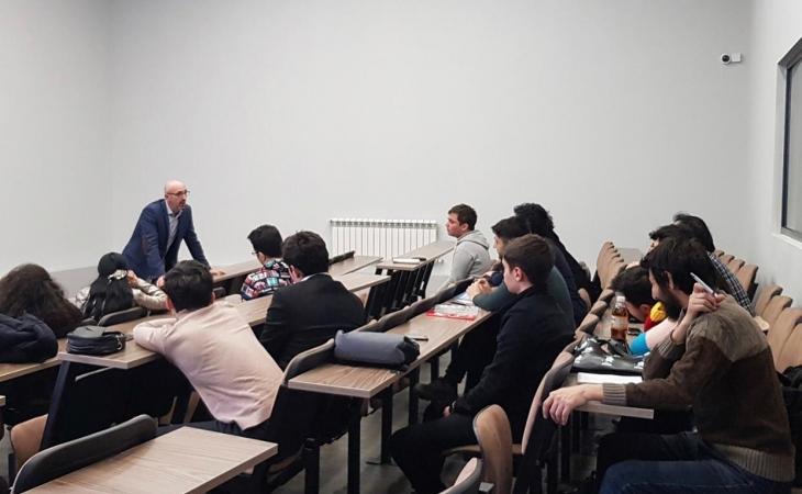 İsrael Azerbaijan Training Center-də baş tutan seminar
