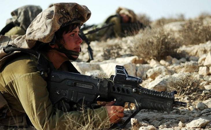 İsrailin şimalında, Livan ilə sərhəd yaxınlığında, geniş miqyaslı hərbi təlimlər keçirilir