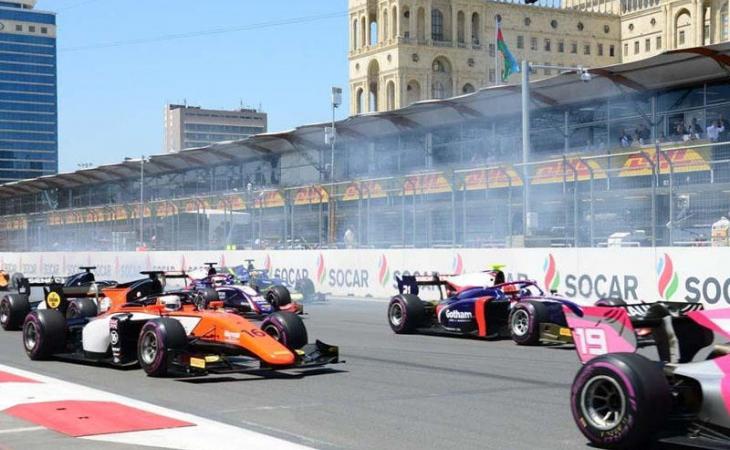 Formula 1 üçün tikinti-quraşdırma işlərinə mart ayında başlanılacaq